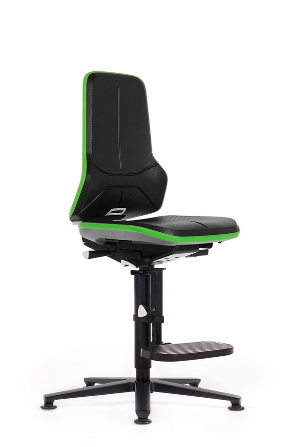 sillas de trabajo en la industria qu caracteriza a una
